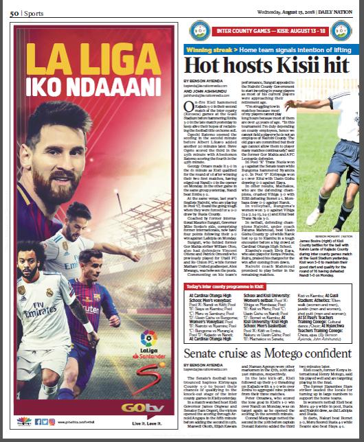 La Liga Print