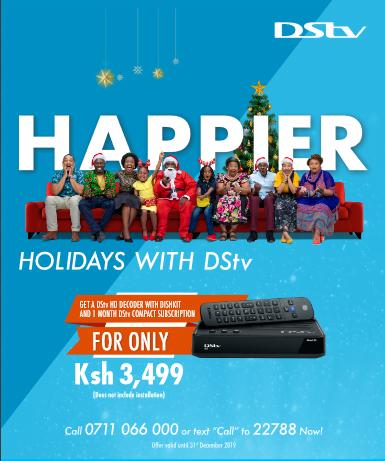 Happier Holidays