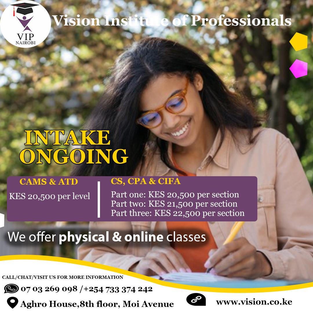 Vision Institute of Professionals KE